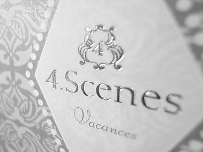4.Scenes -Reed Diffuser-